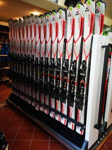 The best and modern ski rental shop in Poiana Brasov