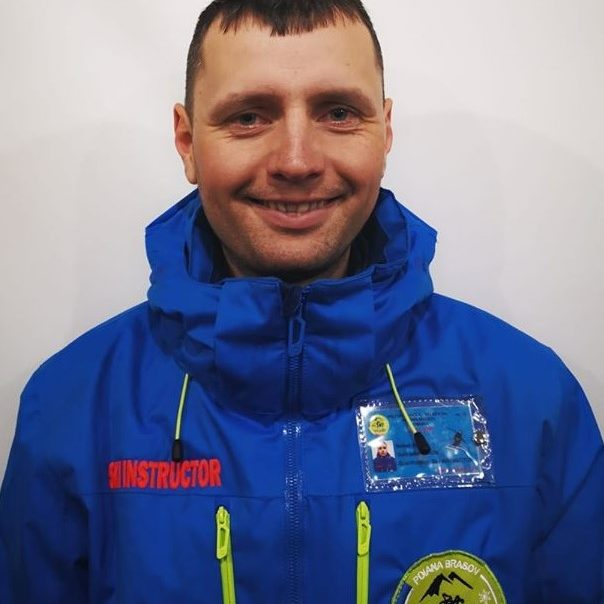 Poiana Brasov ski instructor at R&J ski school